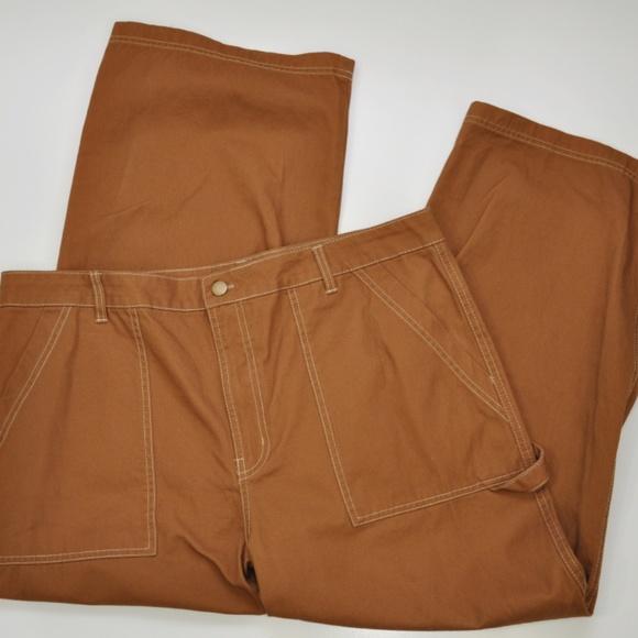 8bc22d413b wild fable Pants | Womens Wide Leg Carpenter | Poshmark